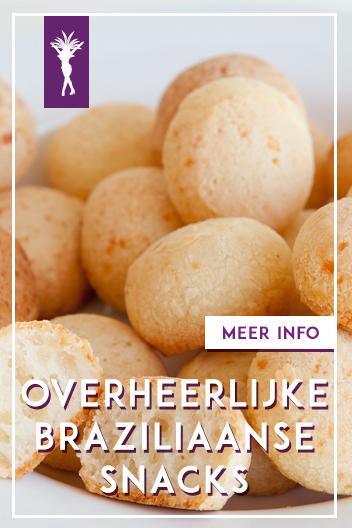 Overheerlijke Braziliaanse Snacks voor uw evenement of feest