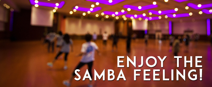 Samba workshops by Fidelinas
